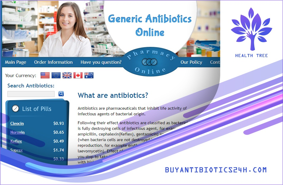 Buyantibiotics24h.com Review - Where Ordering Antibiotics Made Easy