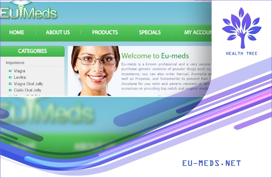 Eu-Meds.Net Review – An EU-Based Pharmacy Offering Meds from Indian Manufacturers