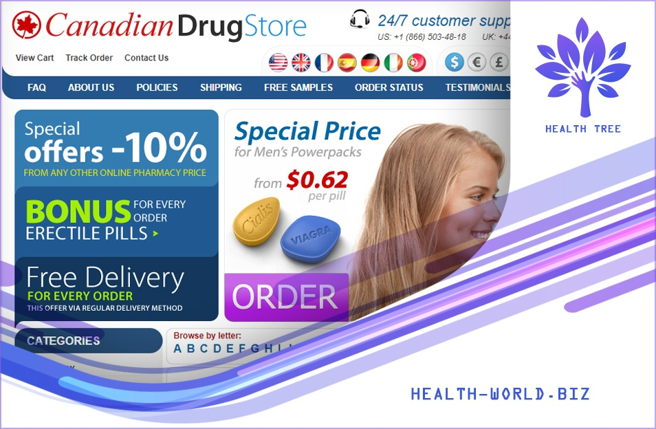 Health-world.biz Review – Closed Drugstore that Lacked Delivery Proof