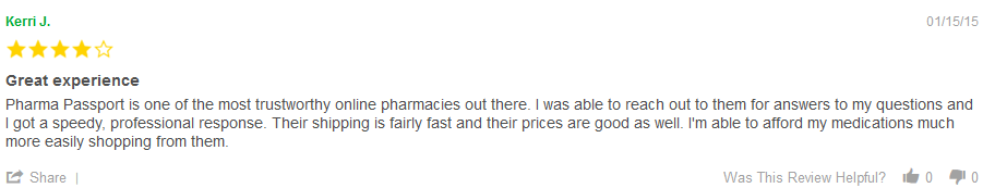 Pharma Passport Review